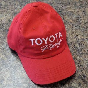 Toyota Racing Embroidered Baseball Cap
